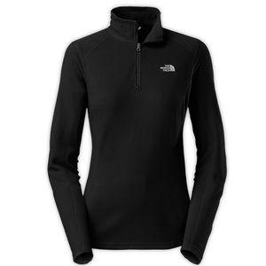 North Face Women's Glacier 1/4 Zip Sweatshirt